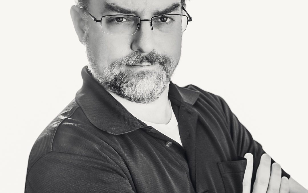 Awesomegang interviews Author Garon Whited