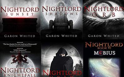 Waking Writer Interviews Garon