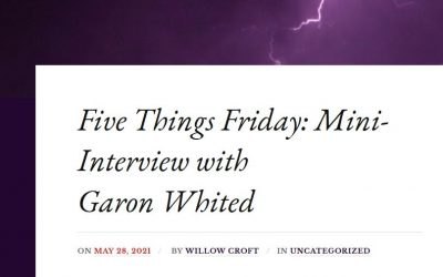 Willow Croft Interviews Garon