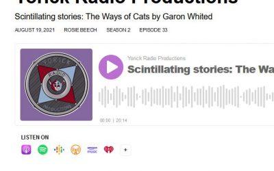 Yorick Radio Productions Reads Ways of Cats